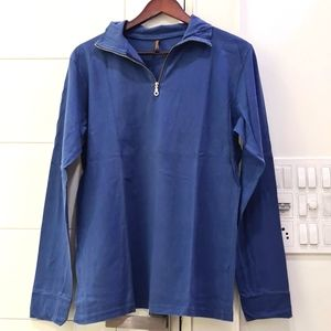 Gritstones Blue Full Sleeves Tshirt